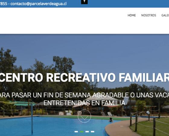 Diseño Sitio Web auto administrable responsivo
